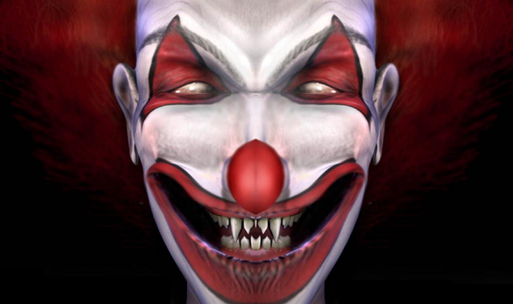Evil Scary Clowns | www.imgkid.com - The Image Kid Has It!