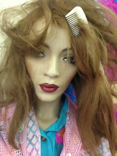 Image result for horrible mannequin